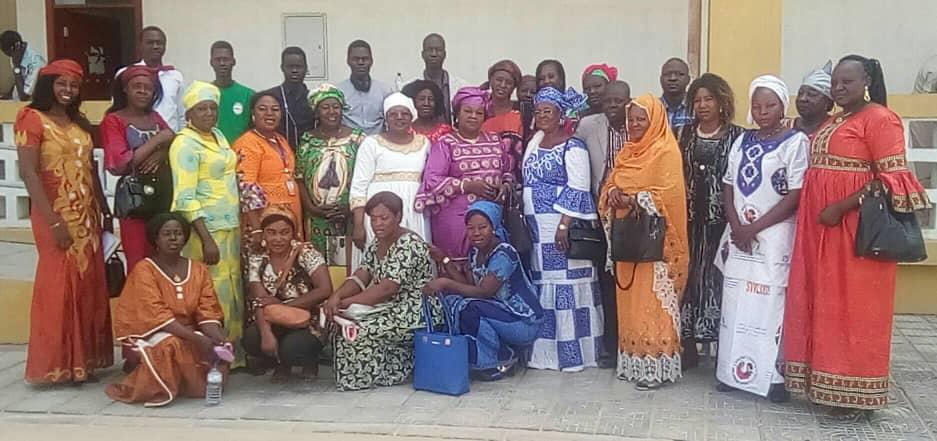 Tchad : une association lancée pour réduire la vulnérabilité des femmes. © Alwihda Info/A.A.