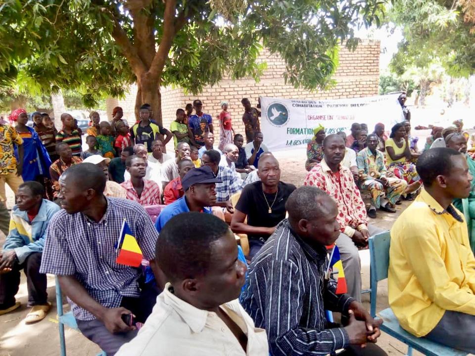 Tchad : renforcement de la cohabitation pacifique entre éleveurs et agriculteurs