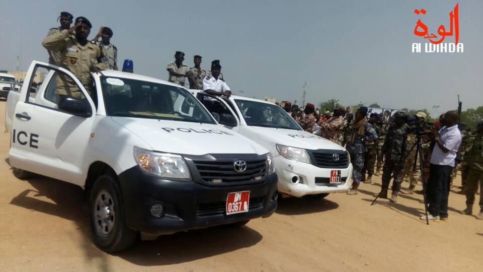 Tchad : nominations aux renseignements et à la surveillance du territoire de la DGPN