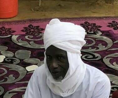 Tchad : décès du Sultan du Dar Tama, Ibrahim Mahamat Abdoulaye. © DR
