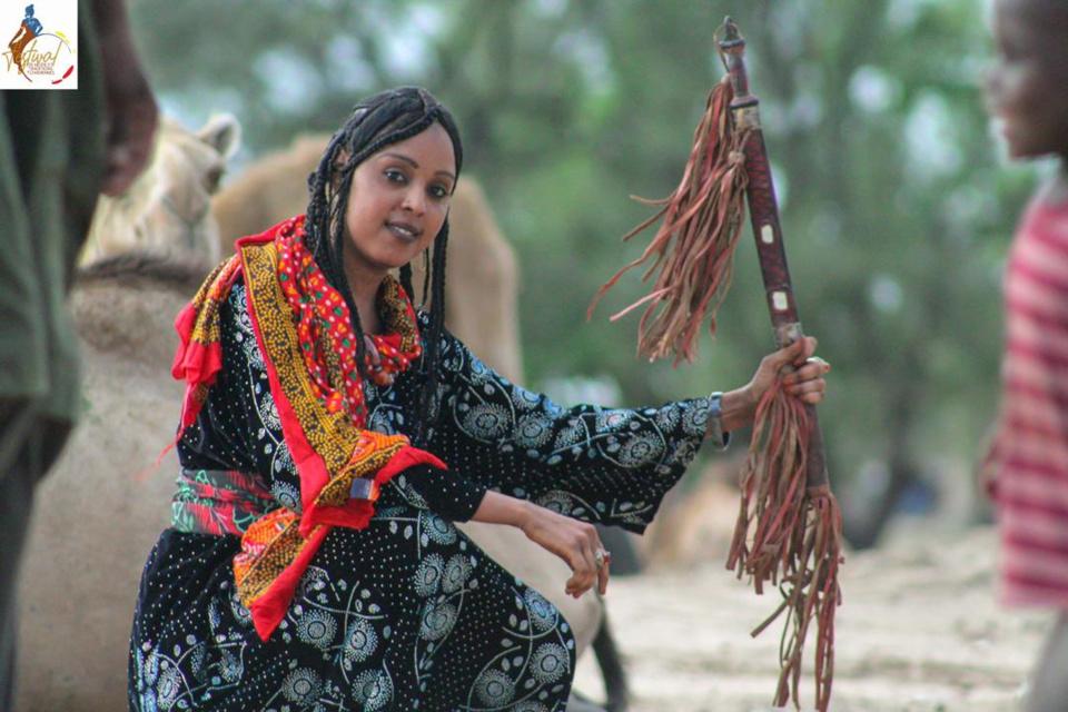 """Festival Dary : le styliste tchadien Hissein Adamou réclame justice pour """"usurpation"""""""