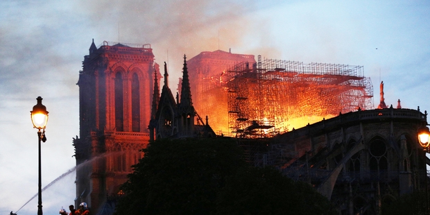 Notre Dame de Paris. © DR