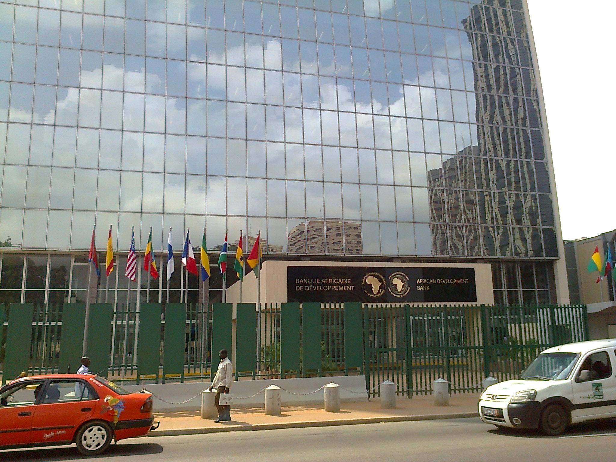 Un bâtiment de la BAD. © DR