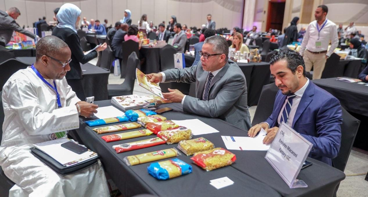 Des échanges interentreprises pour promouvoir le commerce agroalimentaire entre les pays arabes et africains