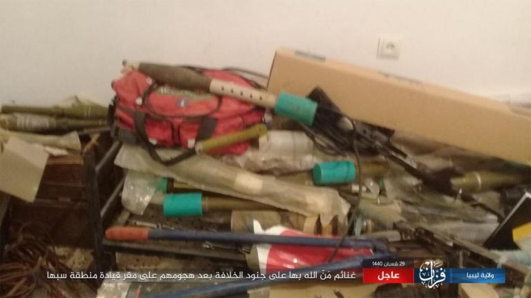 Libye : 9 soldats de Haftar tués à Sebha dans une attaque revendiquée par Daech