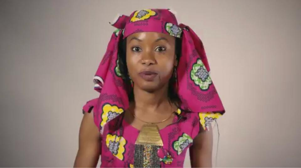 La tchadienne Hindou Oumarou Ibrahim. © ONU