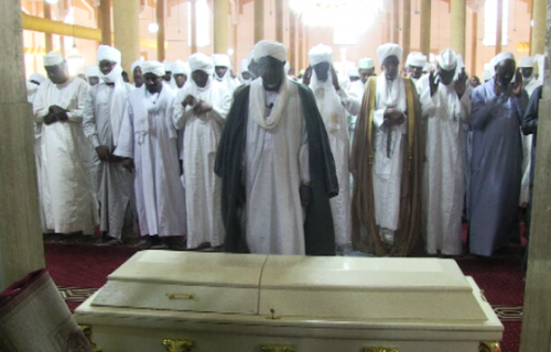 Tchad : Timan Déby a été inhumé à Amdjarass