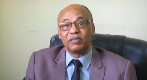 Dr. Ahmat Yacoub, président du CEDPE.