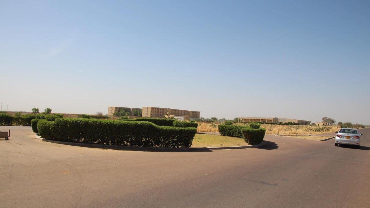 Le campus de Toukra. © DR
