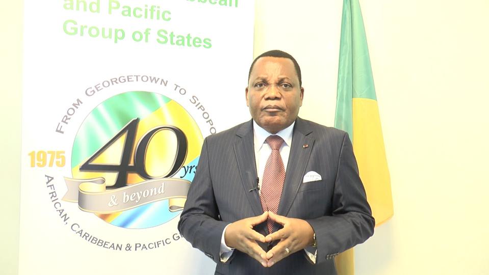 Le ministre Jean-Claude Gakosso.