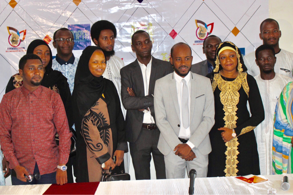 Tchad : un salon international de l'artisanat en septembre. © DR