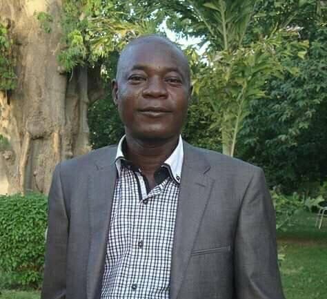 Nangmbatinan Obed, caméraman tué dans l'explosion d'une mine au Lac Tchad. © DR