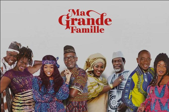 """La série à succès """"Ma Grande Famille"""" à l'honneur au Discop Abidjan"""