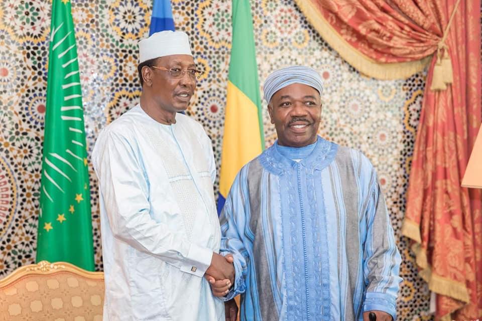 Soudan et Libye : Déby et Bongo appellent à la retenue et au dialogue. ©DR