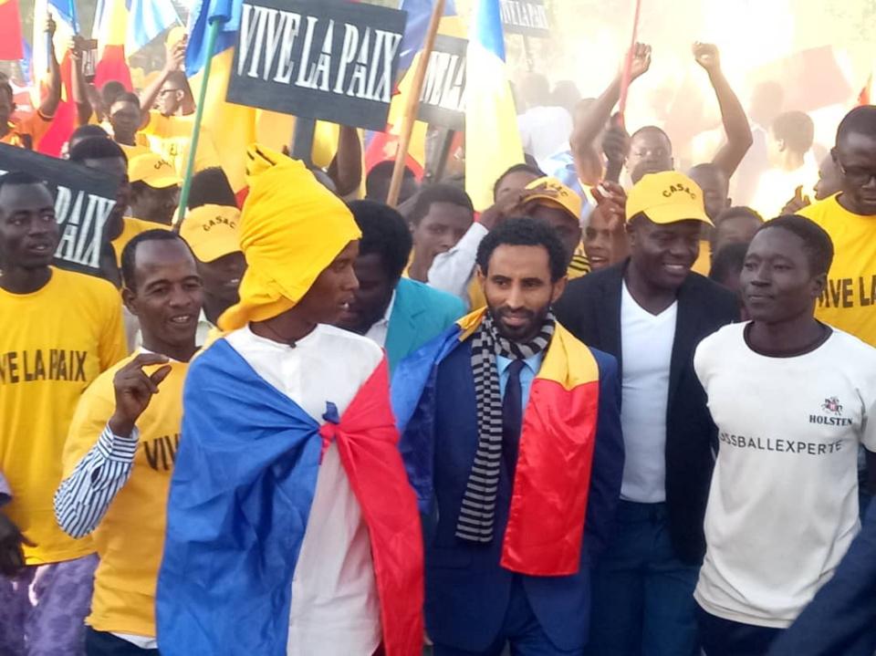 """Tchad : la CASAC dénonce une """"ingérence étrangère dans les affaires intérieures"""""""