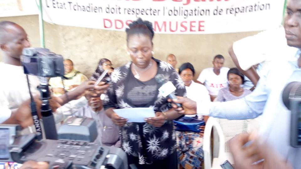 Tchad : la société civile se mobilise en faveur des victimes d'Hissein Habré. © Alwihda Info