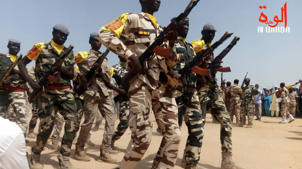 Tchad : mérite militaire avec palme d'or pour 27 officiers supérieurs