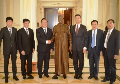 Le Tchad va inaugurer une nouvelle vanne de pétrole