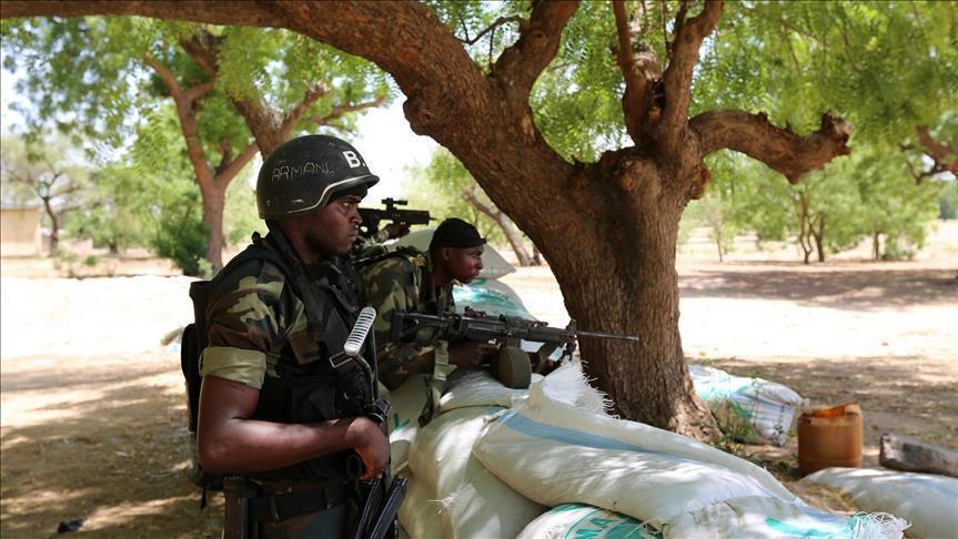 Des soldats camerounais. © DR