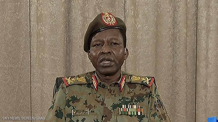 Le porte-parole du Conseil militaire de transition soudanais, Shams al-Din Kabbashi. ©DR