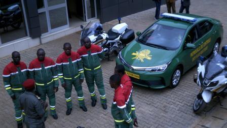 Cameroun/Gendarmerie nationale : Un nouveau matériel pour les contrôles routiers