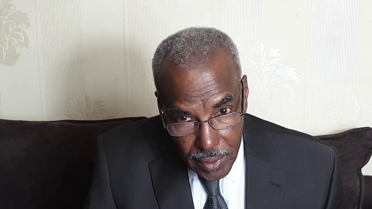 L'opposant tchadien Mahamat Nouri. ©DR