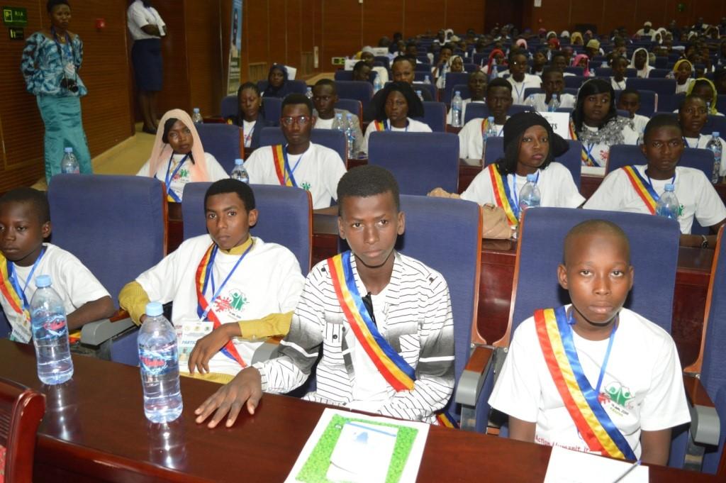 """Tchad : """"les conséquences des conflits sur les enfants sont incalculables"""", Hissein Brahim"""