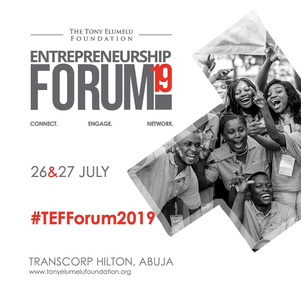 Forum d'entrepreneuriat TEF 2019 : les Présidents du Rwanda, Sénégal et RDC honoreront le Dialogue Présidentiel