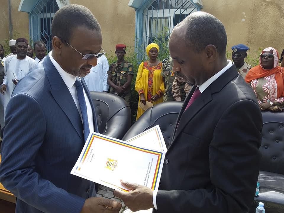 Tchad : le nouveau ministre Brahim Mahamat Djamaladine prêt à relever les défis