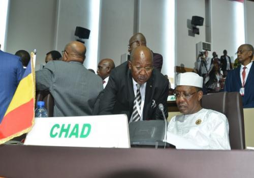 Zone libre échange : Idriss Déby inquiet du sort des pays enclavés et vulnérables.
