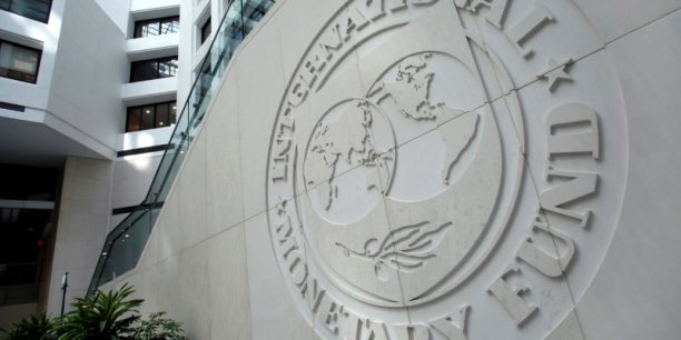 FMI. (Crédits : © Yuri Gripas / Reuters)
