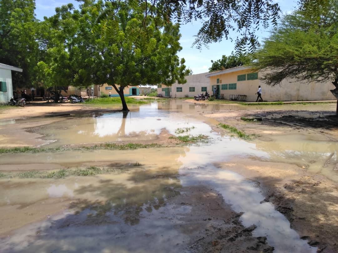 Tchad : le calvaire des étudiants en saison pluvieuse
