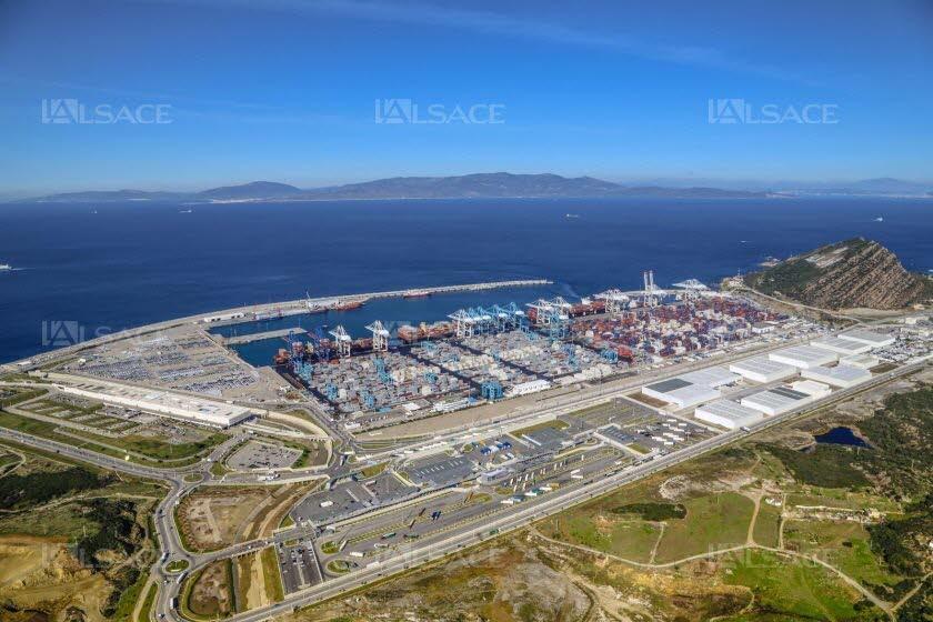 Tanger Med fierté du Maroc grâce au Port de Tanger Med II.