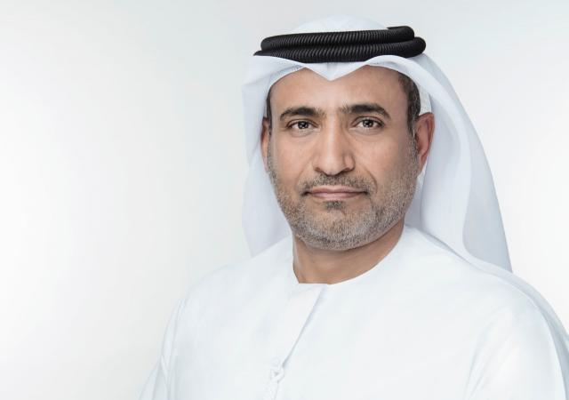 Saif Mohammed Al Suwaidi, Directeur général de l'Autorité générale de l'Aviation civile (Photo: AETOSWire)