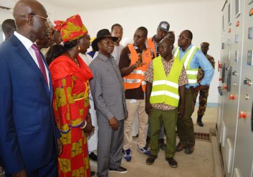 Tchad : 309 hectares de terre aménagés pour nourrir N'Djamena et le Hadjer-Lamis. ©PR