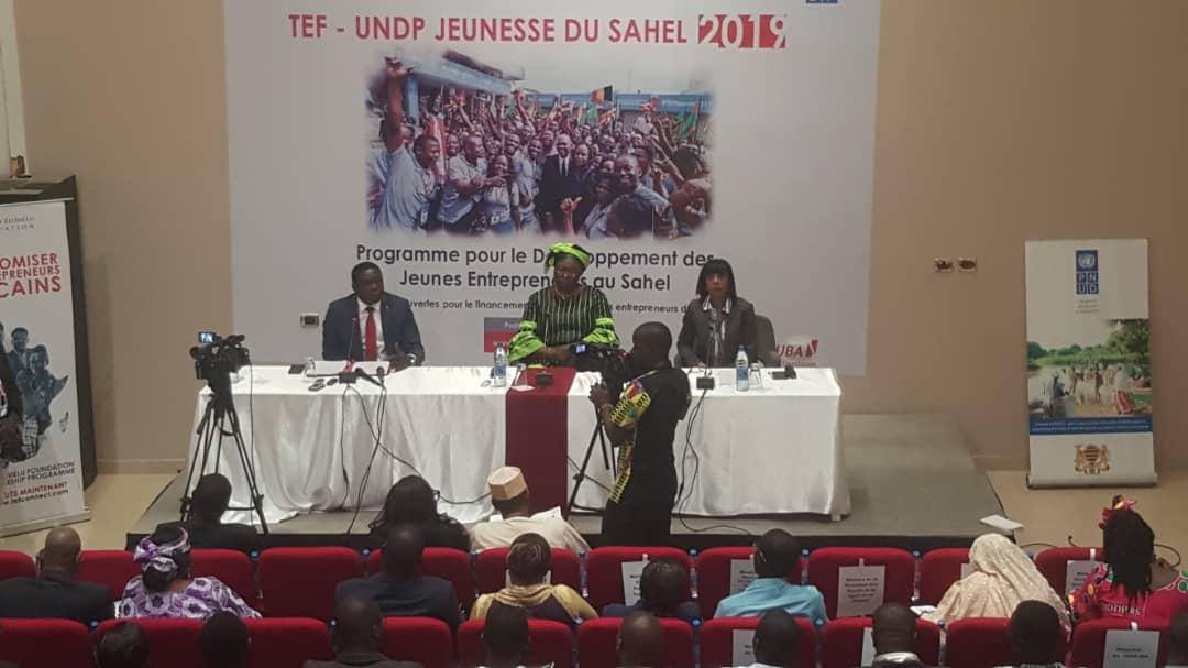 La Fondation Tony Elumelu formera 100.000  jeunes dans le domaine de l'entreprenariat. © Alwihda Info