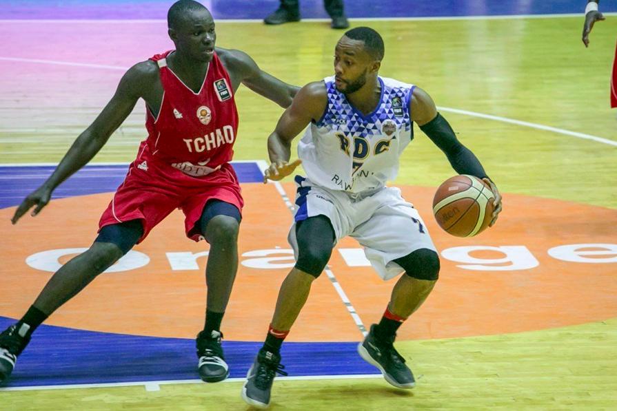 AfroCan 2019 Basket : Le Tchad s'incline en quart de finales face à la RDC. © DR/newsbasket-beafrika