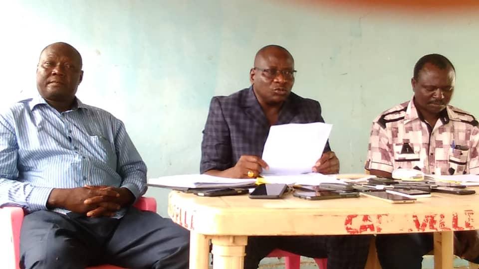 Tchad : 5 partis d'opposition appellent à la responsabilité pour les désignations au CNDP. © Alwihda Info