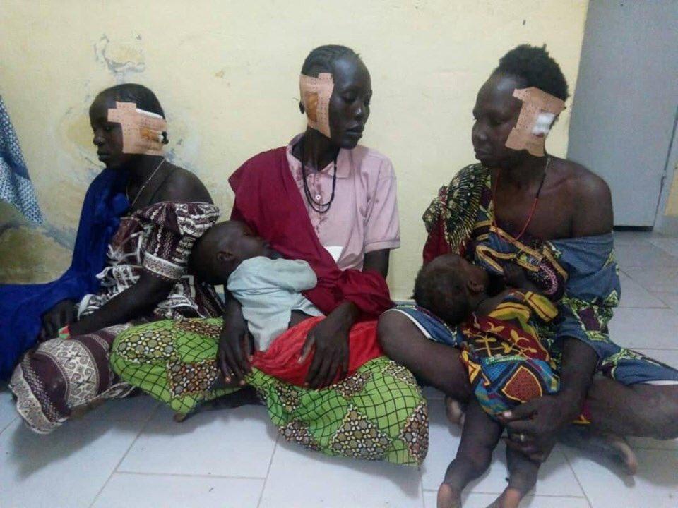 Cameroun : Boko Haram coupe les oreilles de femmes au Nord. © L'Oeil du Sahel.