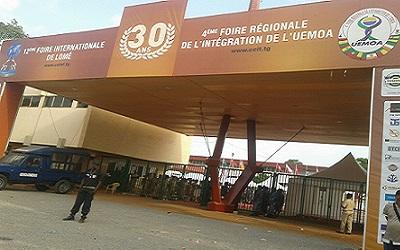 La clôture de la Foire Made in Togo reportée au 12 août. © DR