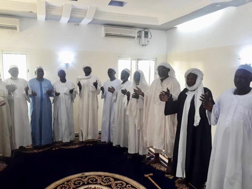 Tchad : le nouveau Sultan du Ouaddaï, Chérif Abdelhadi appelle à l'unité. © Alwihda Info