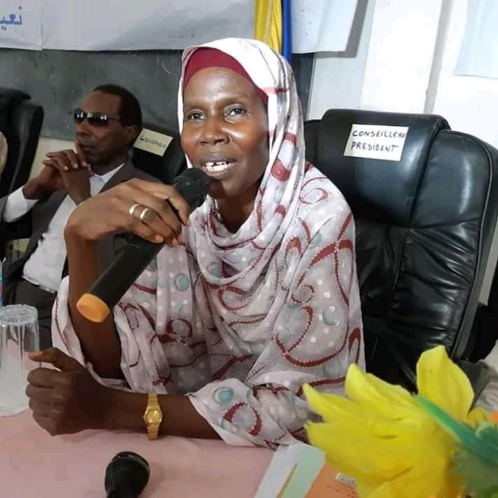 Tchad : Chamsal Houda, la philanthrope devenue ministre. © DR