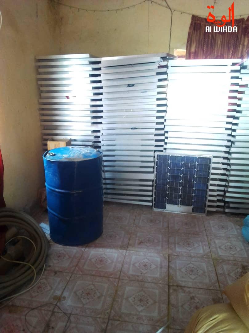 Tchad : à Tissi, les femmes veulent pérenniser l'usine de panneaux solaires. © Alwihda Info