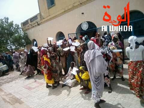 Tchad : vives tensions à Abéché après des incidents au Palais Royal. © Alwihda Info