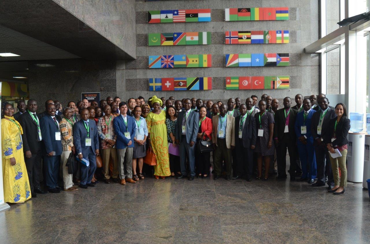 Changement climatique : vers un forum annuel pour encourager les investissements en Afrique. © Afdb