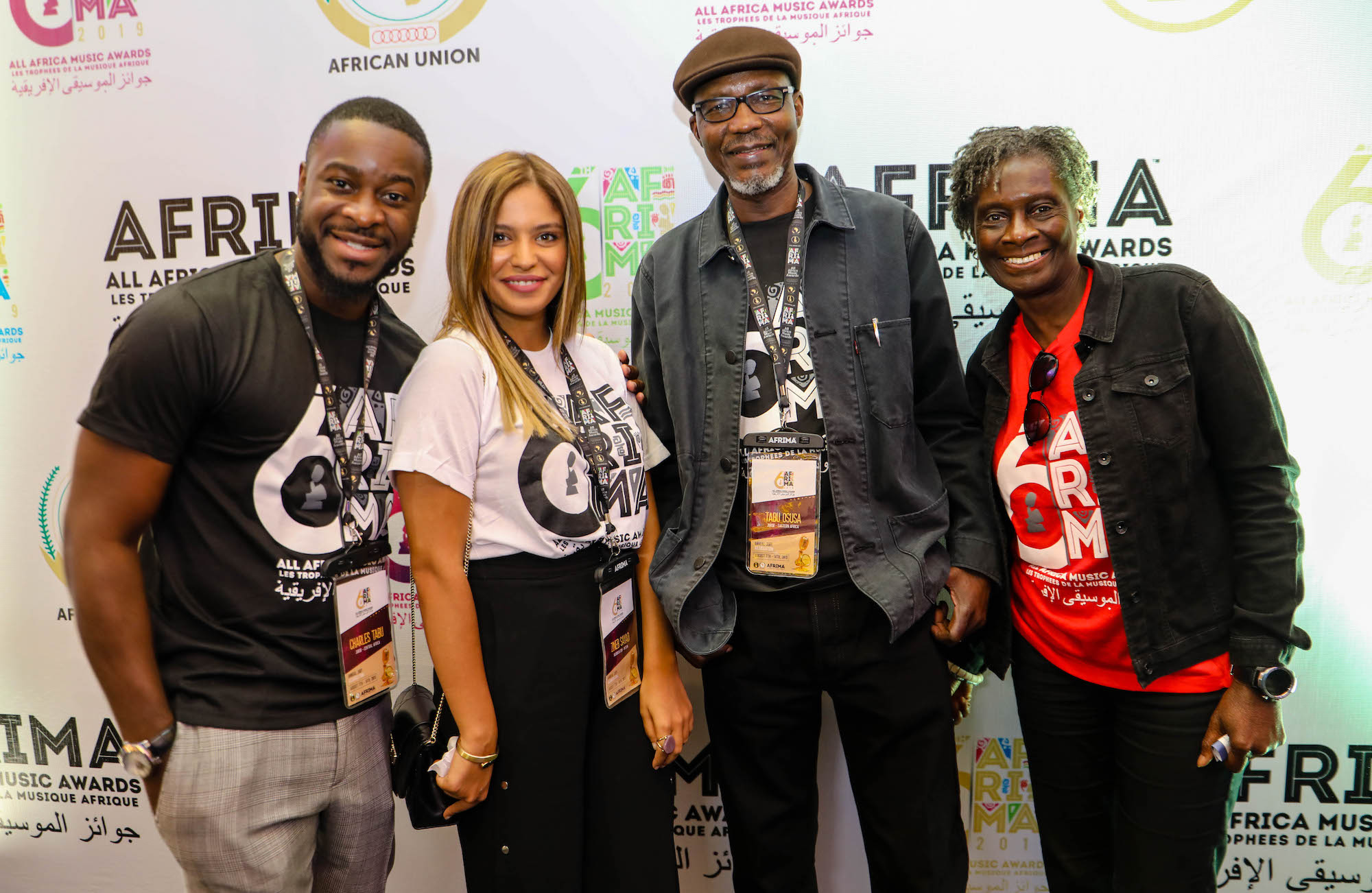 AFRIMA unveil nominees for 6th awards ceremony. © AFRIMA