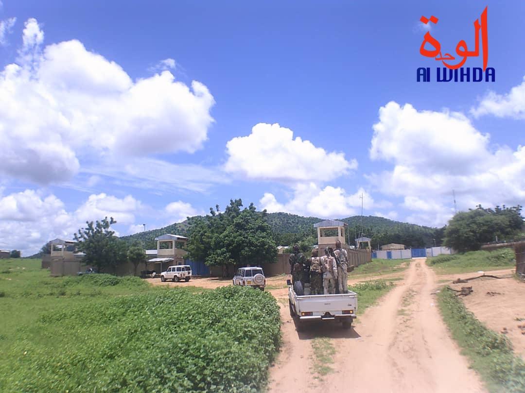 Tchad : 131 motos saisies à Goz Beida, une commission mixte mise en place. © Alwihda Info
