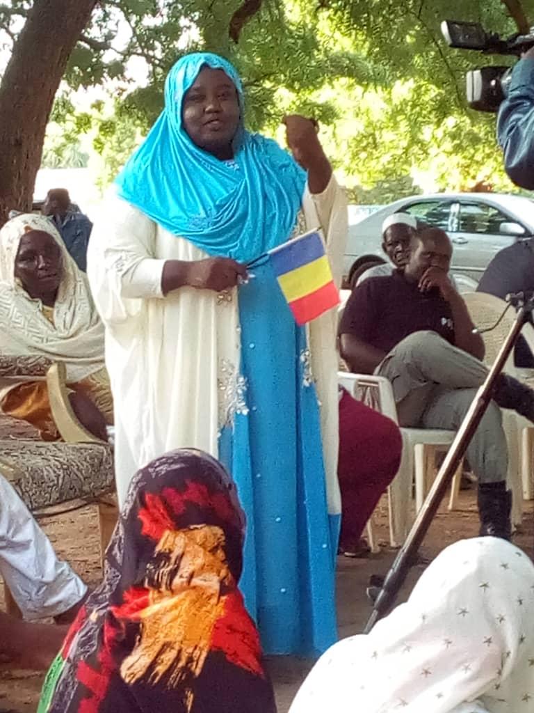 Tchad : à Ati, les femmes déterminées à renforcer le vivre ensemble