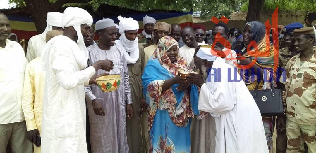 Tchad : les autorités sensibilisent sur la cohabitation pacifique. ©DR