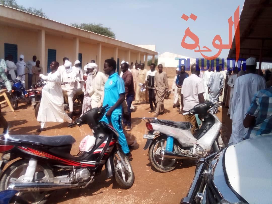 """Tchad : en province, la commission de contrôle des engins veut """"mettre fin au désordre"""". © Alwihda Info"""